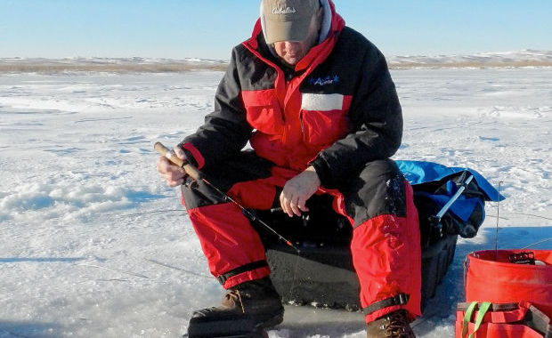 It's time to revive old ice fishing methods By Larry Myhre