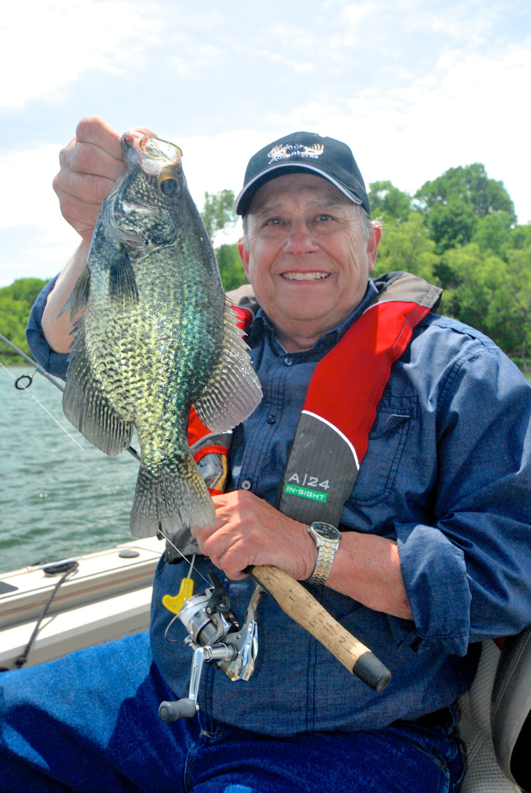 Big Stone Lake's panfishing secret exposed By Larry Myhre