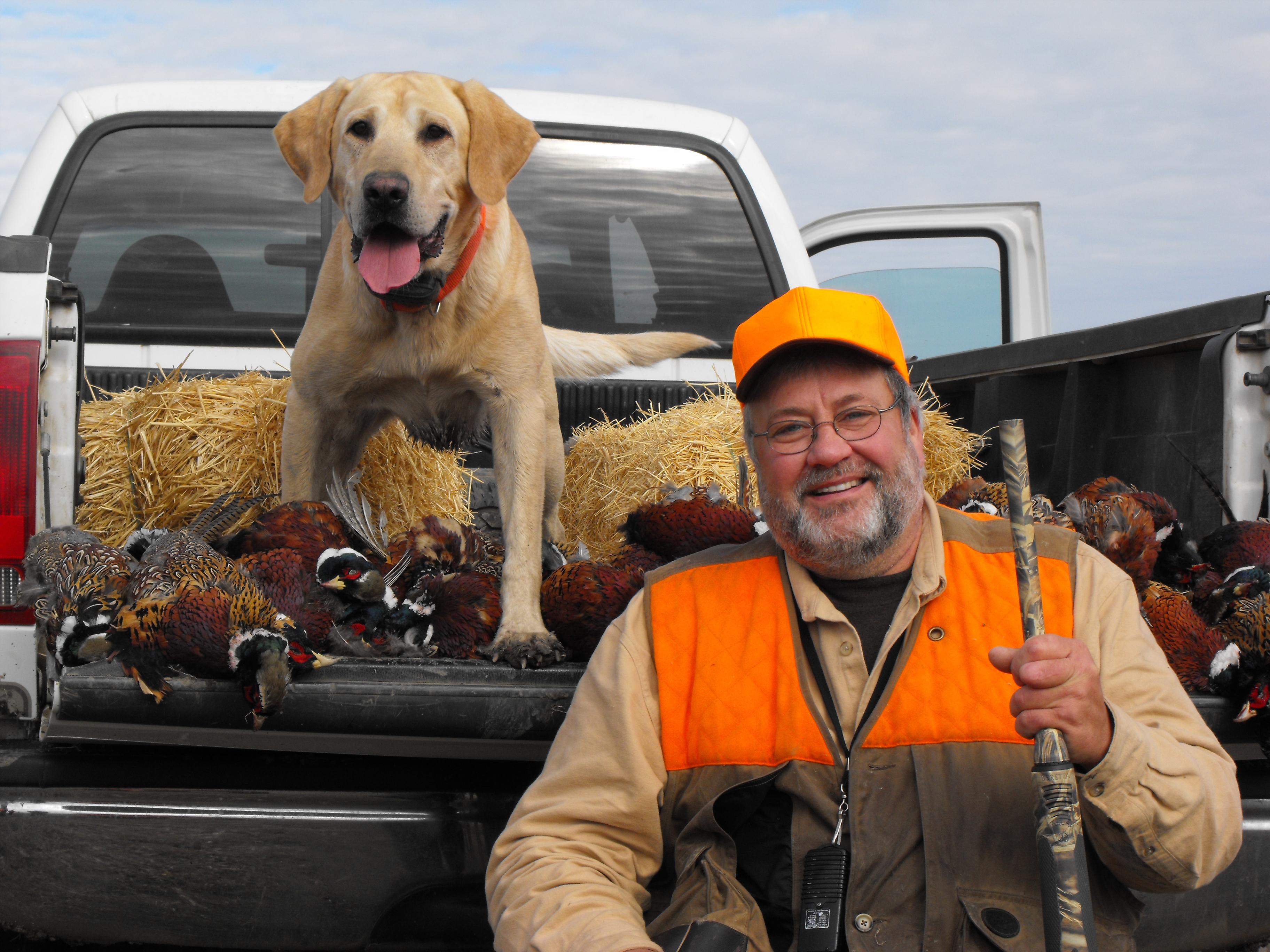 Dan Schiebout-Antler Ridge Pheasants