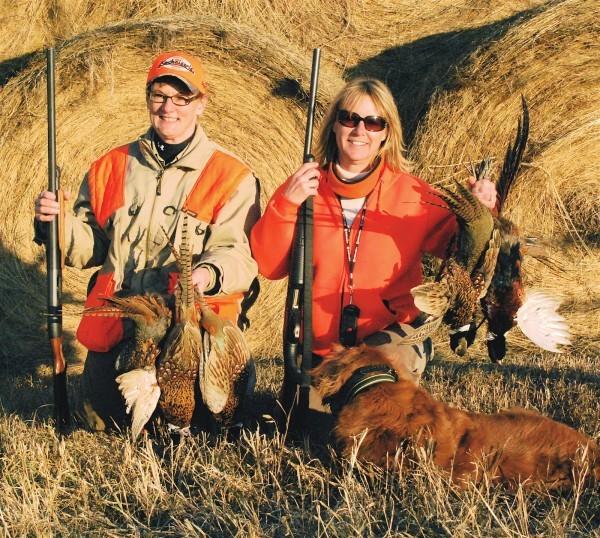 Huron Pheasant Hunt