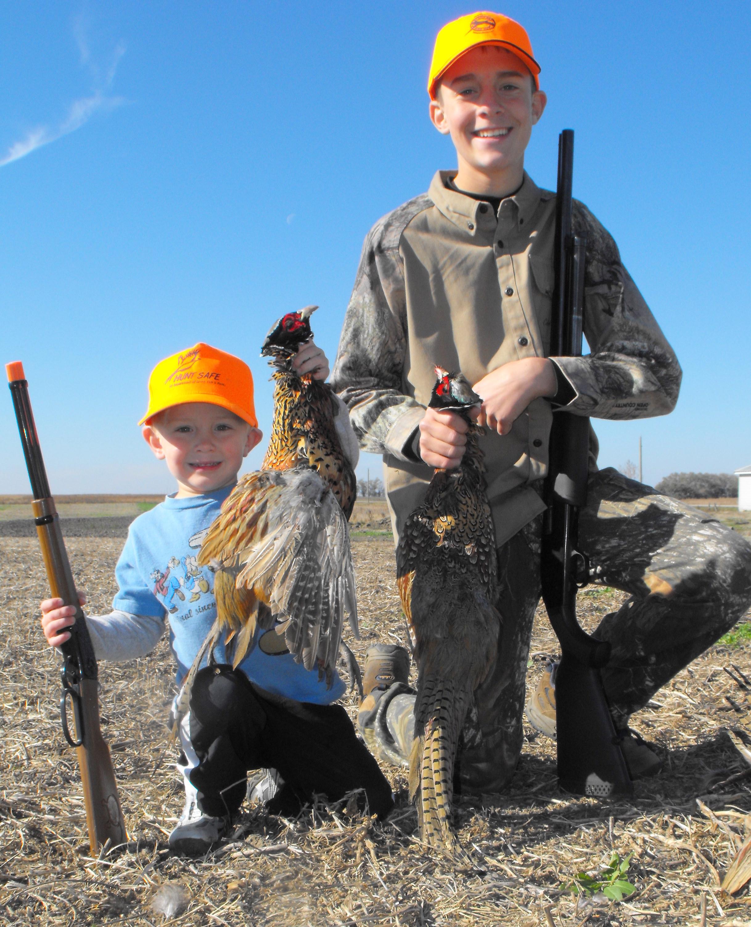 RZ Pheasant hunt