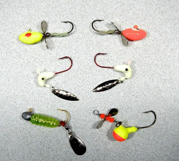 Pic-Myhre's Spinner jigs