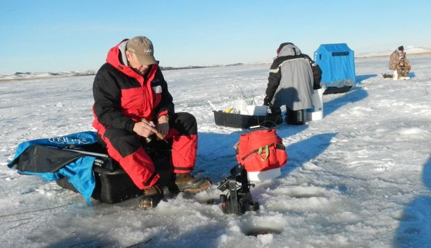 Pic-Ice Fishing