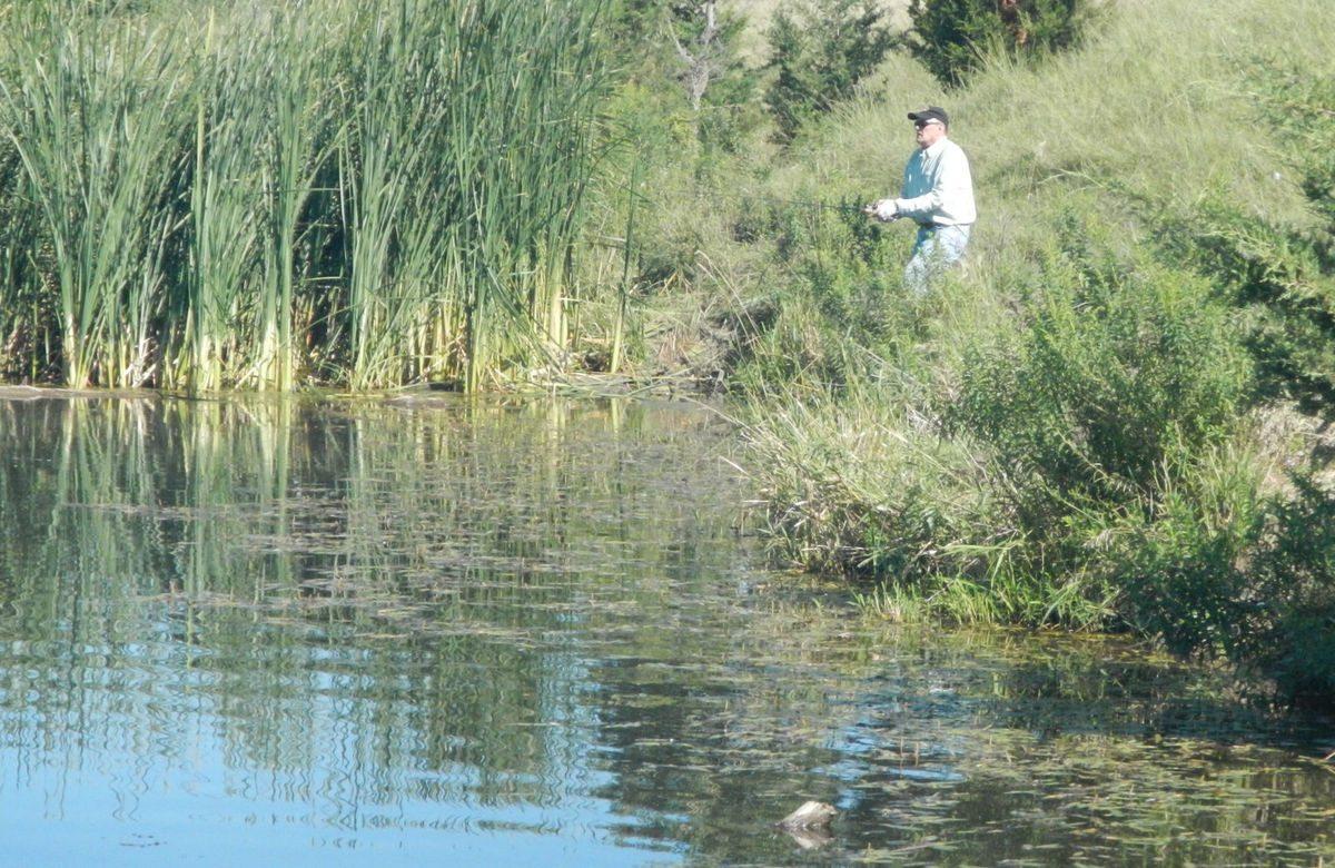 Pic- Gary Fishing Top wateMyhre