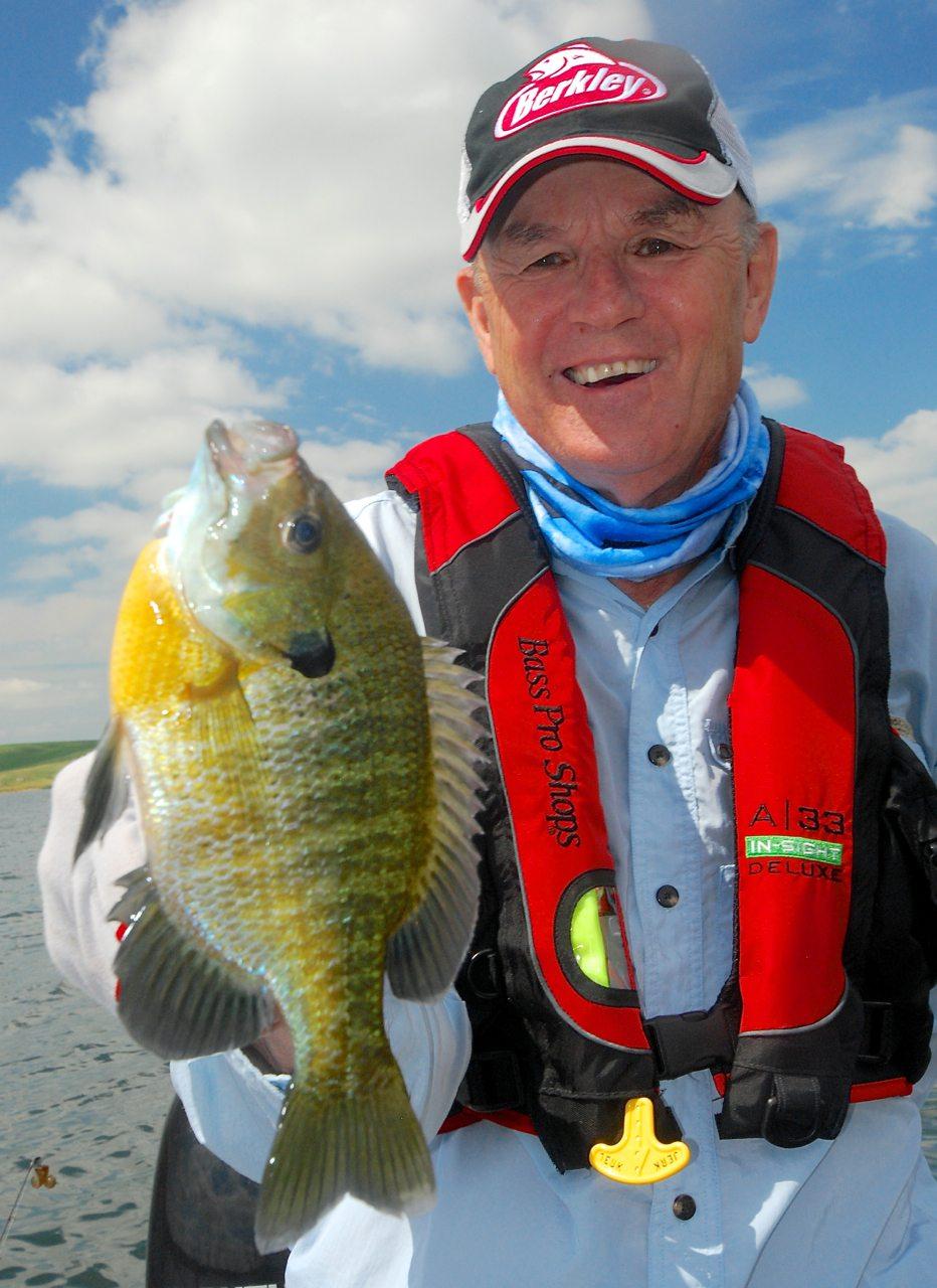 Pic-Gary, Kramer Lake Bluegill