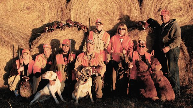 Huron, SD Pheasant HUnt
