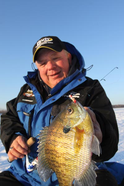"""Of the Outdoors"" Bluegills, Sunnies the Panfish  by Gary Howey"