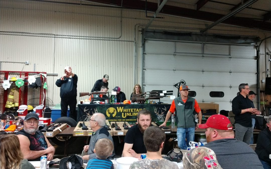 Northeast Nebraska Chapter WTU Supporting Hunting & Helping Others  by Gary Howey