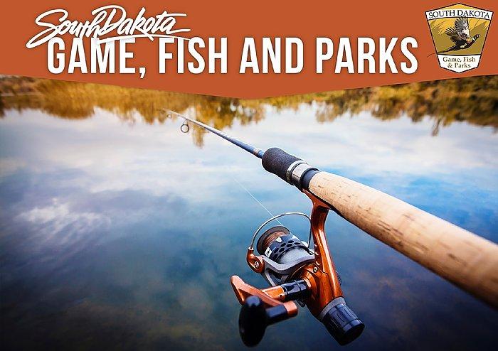 New South Dakota State Record Largmouth Bass