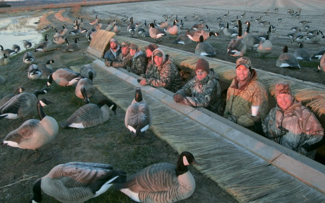 Being ready for this years Waterfowl season By Gary Howey