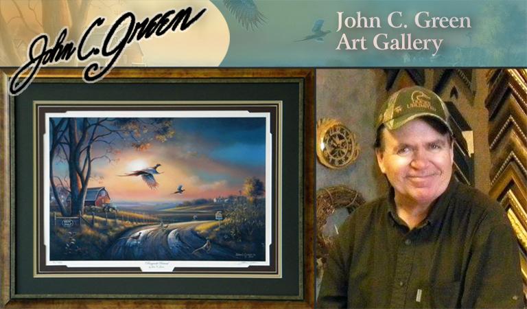John C. Green