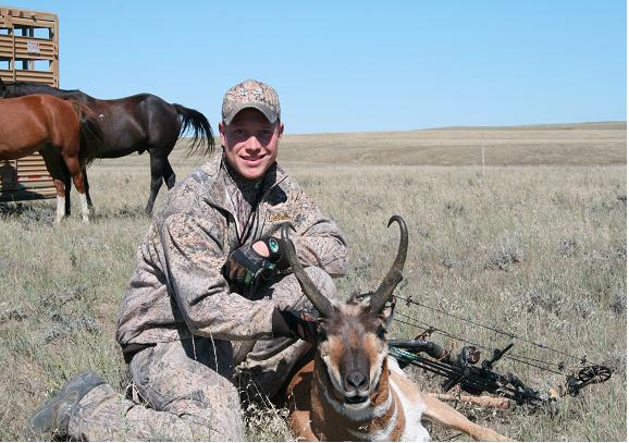 Archery Season  is Underway    By Gary Howey