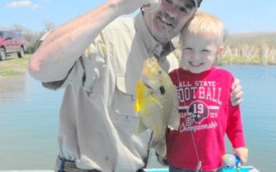 Kids & Fishing  A Perfect Combination    Gary Howey