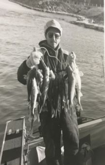 Spring Walleye Tactics  By Gary Howey