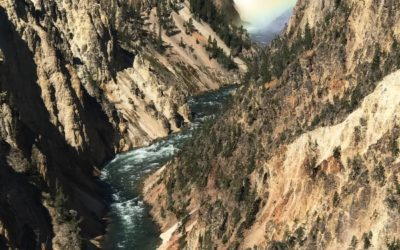 Our National Park Bus Tour  Adventure By Gary Howey