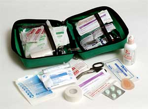 THE FIRST-AID KIT First, do no harm.   By Jeff Davis Editor  Whitetails Unlimited Editor