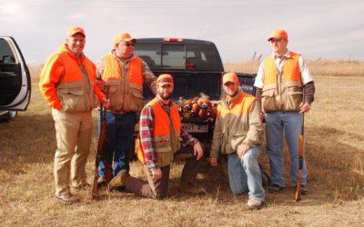 South Dakota Pheasant  Opener By gary Howey